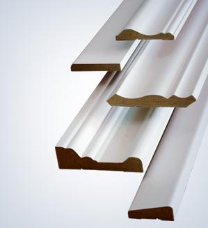 Fresma chapa moldura cantos de chapa de madera for Molduras de madera